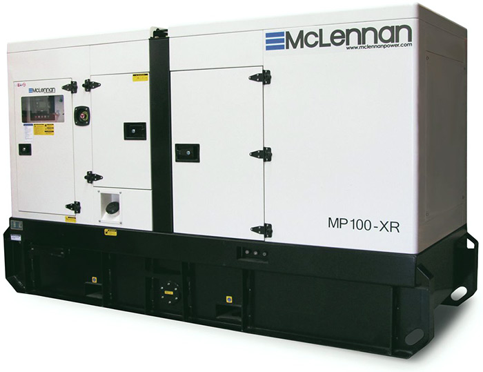 McLennan Generator MP 100-XR