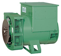 Leroy Somer Generator Alternator